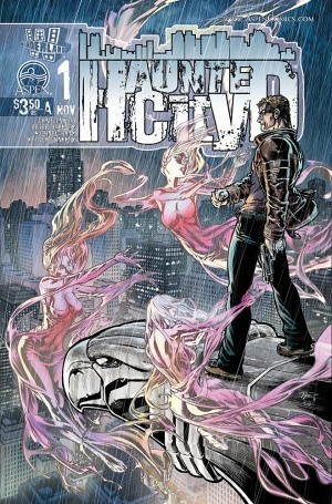 Aspen Comics Review – Haunted City #1 and The Scourge #5 | MyCinema | Scoop.it