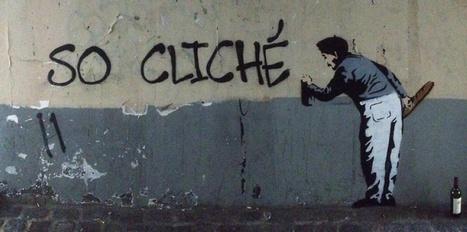 Street art : un faux Banksy sévit à Paris | BD, Comics, Manga... | Scoop.it