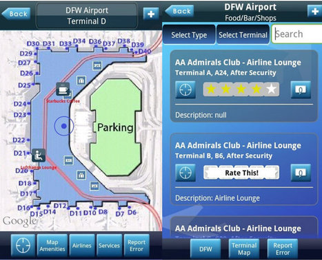 A Review of Airport Guide Apps - App Smart | The New York Times | How to Use an iPhone Well | Scoop.it