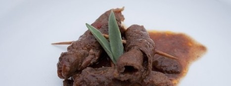 Meat rolls from Marche - Scaloppine ripiene marchigiana | Le Marche and Food | Scoop.it