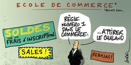 La crise économique pousse les écoles de commerce à repenser leurs tarifs | ESC Rennes, Education Supérieure et Associations d'anciens | Scoop.it