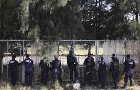 Gunfight in western Mexico kills at least 44: officials | Criminology and Economic Theory | Scoop.it
