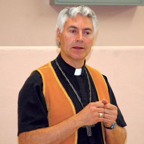 Pope names Bishop Murray Chatlain of Mackenzie-Fort Smith, NWT new archbishop of Keewatin-Le Pas | Northern Canada | Scoop.it
