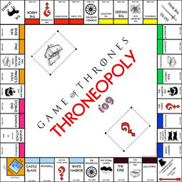 FanFiction : Game of Thrones meets Monopoly! | Transmedia lab | Scoop.it