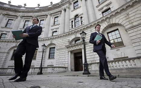 Autumn Statement 2013: UK growth depends on things that are out of George Osborne's control - Telegraph   A2 MACROECONOMICS   Scoop.it