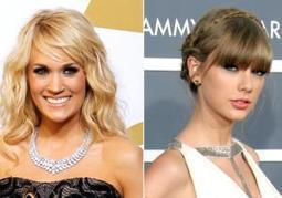 Carrie Underwood says no feud with Taylor Swift | my style | Scoop.it