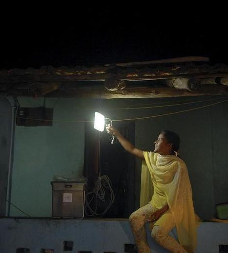 El déficit energético apaga las ambiciones de la India  - EFE Verde | Infraestructura Sostenible | Scoop.it