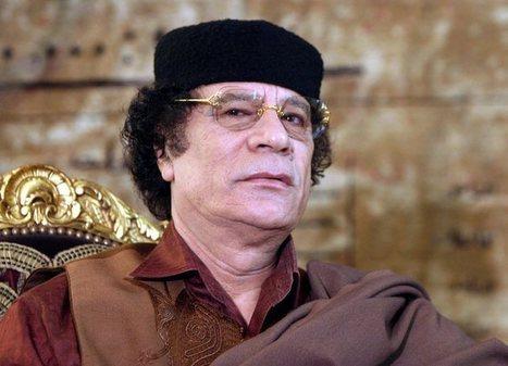 Gaddafi claimed to still be alive | Africa | World Bulletin | school | Scoop.it