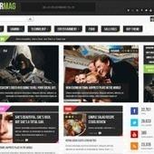 Premium Magazine Style Wordpress Themes For 2013 | Best Wordpress Magazine Themes | Scoop.it