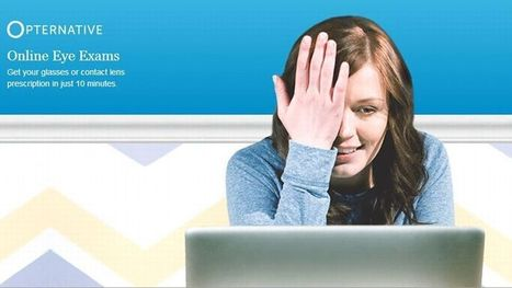 Savoir en un clic si on a besoin de lunette - Le Figaro | le monde des lunettes online | Scoop.it