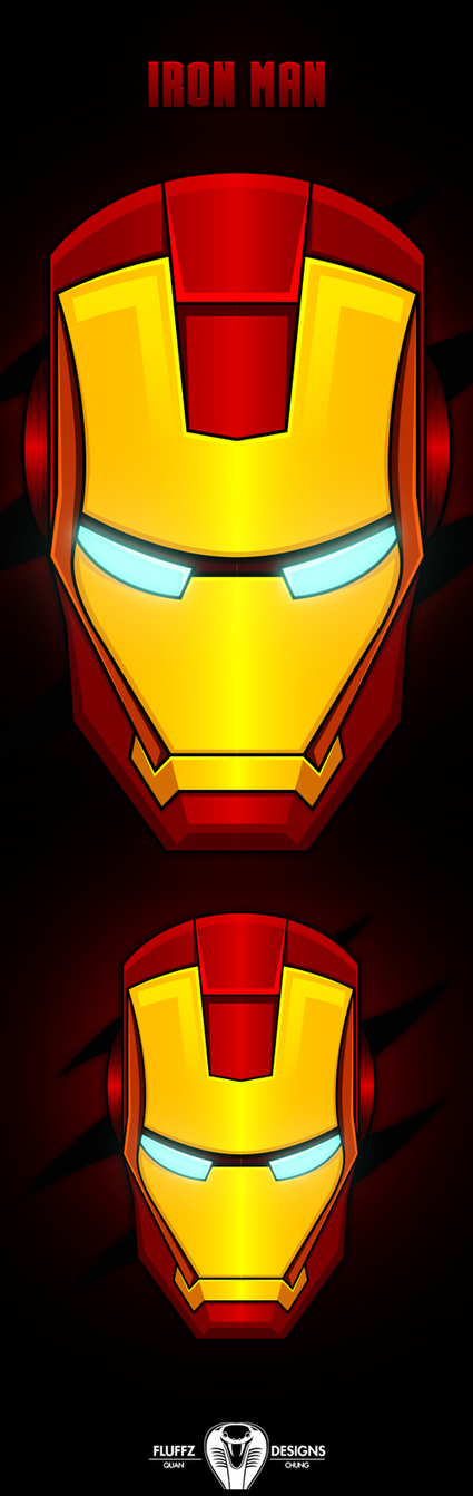 Iron Man Posters and Illustrations | Visual Loop Inspiration | Scoop.it