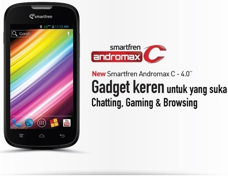 Harga Dan Spesifikasi Smartfren Andromax C Terbaru | Semar Phone | Harga Dan Spesifikasi Smartfren Andromax C | Scoop.it