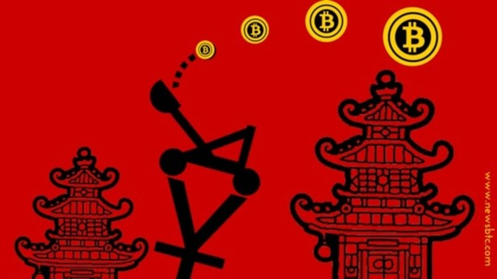 China's Yuan Devaluation may Trigger a Run Into Bitcoin - newsBTC   money money money   Scoop.it