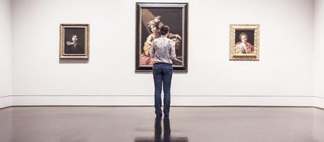 Visiter un musée en ligne, une expérience esthétique ? | Digital Age in Cultural Organisations | Scoop.it
