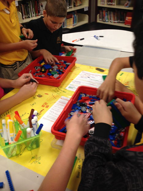 Logistics of a Makerspace: Scheduling | Renovated Learning | School Library Advocacy | Scoop.it