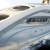 An architect's super yacht design that says your ... - Digital Trends | awesome stuff | Scoop.it