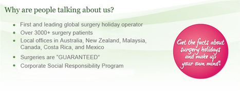 Plastic Surgery Holidays - Gorgeous Getaways | Gorgeous Getaways Surgery Holidays | Scoop.it