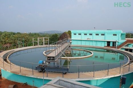 Manufacturing Water Treatment & Purifier System in India - HS Machine Tools | Waste Water Treatment Systems | Scoop.it