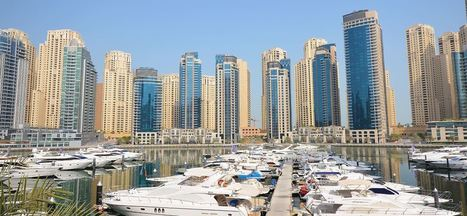 1 Bedroom Apartment in Attessa Tower in Marina | Better Homes Dubai Real Estate | Scoop.it