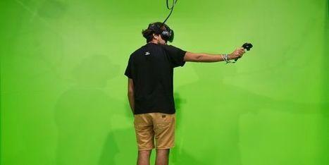 Les grands DÉFIS créatifs de la réalité virtuelle | Machines Pensantes | Scoop.it