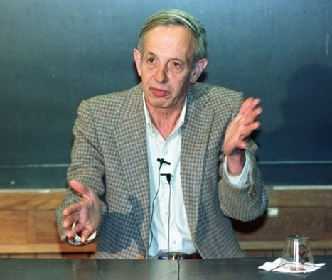 'RIP Nobel-winning mathematician John Nash, wife, portrayed in 'A Beautiful Mind,' killed in crash' | News You Can Use - NO PINKSLIME | Scoop.it
