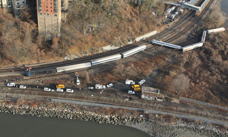 New York crash could add pressure on railroads to adopt new safety technology - NBCNews.com (blog) | CLOVER ENTERPRISES ''THE ENTERTAINMENT OF CHOICE'' | Scoop.it
