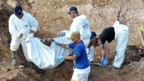 Mass grave could be Bosnia's biggest yet - FRANCE 24 | Child Refugees | Scoop.it