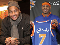 Carmelo Anthony (Puerto Rican/African-American) [American] | Mixed American Life | Scoop.it
