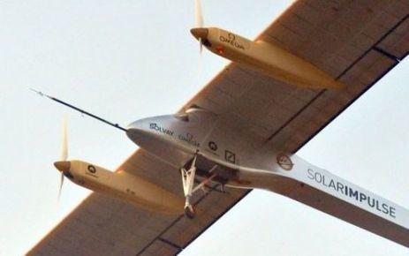 L'avion solaire Solar Impulse entame sa traversée de l'Amérique - Le Parisien   Action Durable   Scoop.it