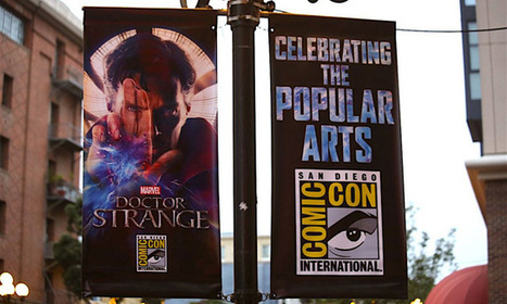 "Comic-Con 2016 Schedule for Thursday, July 21 | Jack ""King"" Kirby 
