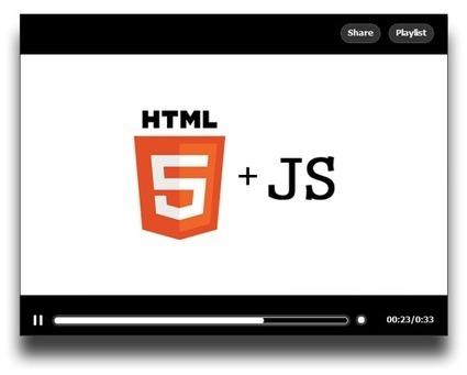 HTML5 Video Player Development | Video Technologies | Scoop.it