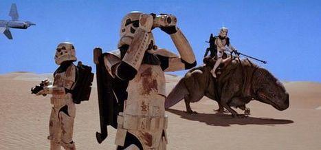 Le20heures » Le prochain 'Star Wars' serait tourné au Maroc | cinémavision | Scoop.it