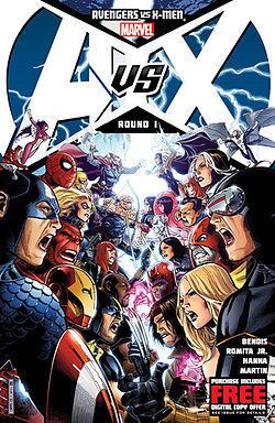 X-Men vs. Avengers | All Things Comics | Scoop.it