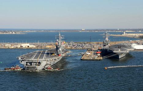 The Navy's sequester blame game   US Navy   Scoop.it