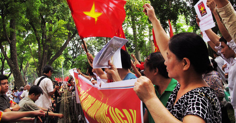 Blogging for Freedom in Vietnam | Peer2Politics | Scoop.it