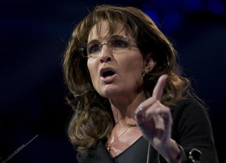 "Sarah Palin to Washington: ""Get over yourself"" 