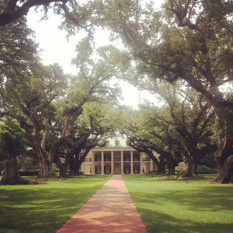 emilyjo42's photo of Oak Alley... | Oak Alley Plantation: Things to see! | Scoop.it