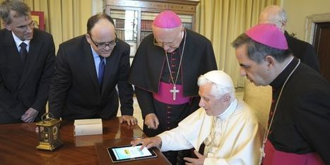@pontifex, le compte Twitter du pape   InfoWeb   Scoop.it
