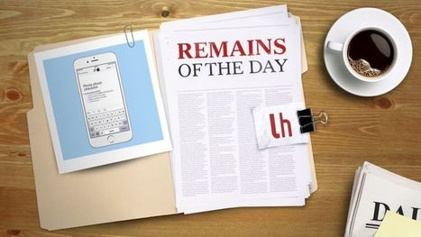 Remains of the Day: Dropbox Paper Now Open to Everyone | Éducation, TICE, culture libre | Scoop.it