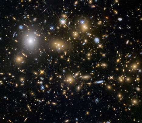 Hubble spots mother lode of 250 ancient tiny galaxies - CNET | Hawaii's News @ Twitter Speed! | Scoop.it