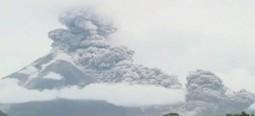 Video: Evacuan a población en Indonesia por volcán Sinabung | Geografia | Scoop.it