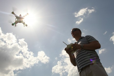 Some Tips on Shooting Video with a UAV | Hot News on Video Production | Scoop.it