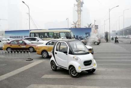 Chinese market electrifying for 'green' cars | News we like | Scoop.it