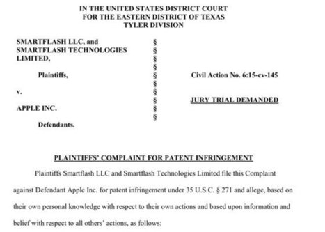 Fresh off $533M victory, Smartflash files another patent suit against Apple - Apple Insider   Brevets d'usage   Scoop.it