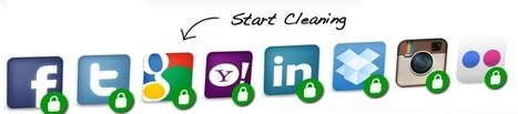 How to Clean Up Your Social Permissions Quickly and Easily | Social Media Pearls | Scoop.it