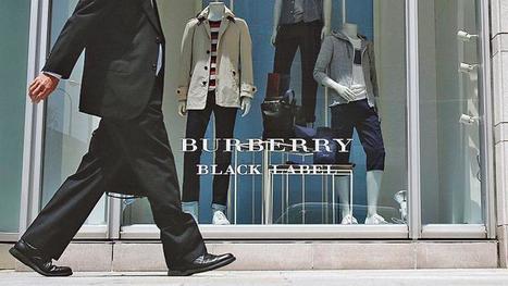 Pionnier du luxe sur Internet, Burberry défie la crise - Le Figaro | E- LUXE | Scoop.it