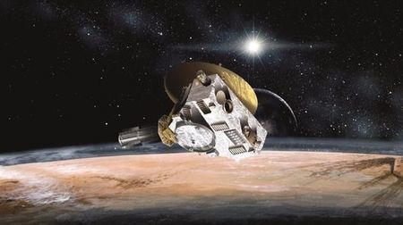 Contact temporarily lost withNASA's New Horizons spacecraft | David Szondy | GizMag.com | Digital Media Literacy + Cyber Arts + Performance Centers Connected to Fiber Networks | Scoop.it
