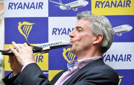 Les Etats-Unis pour 14 euros: la boulette de Ryanair | Tout sur le Tourisme | Scoop.it