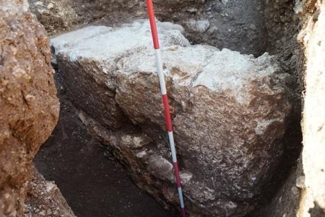 Riaffiora l'antica via Valeria che portava da Alba Fucens a Collarmele | LVDVS CHIRONIS 3.0 | Scoop.it