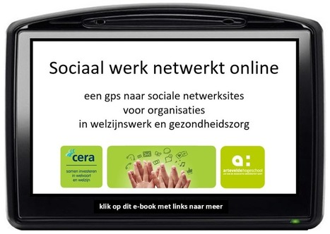Sociaal werk netwerkt online | Social Media & sociaal-cultureel werk | Scoop.it